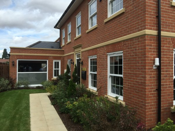 Show Home Cleaning Rickling Green