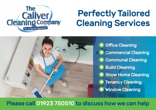 Callver Build Cleaning