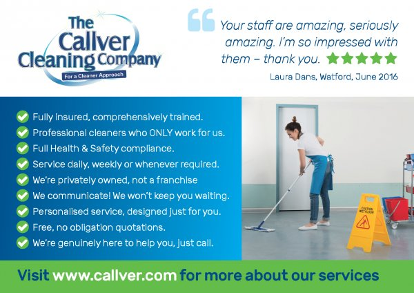 Callver Tenancy Cleaning