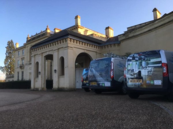 Commercial Cleaning Bentley Priory Museum Watford Stanmore Hertfordshire